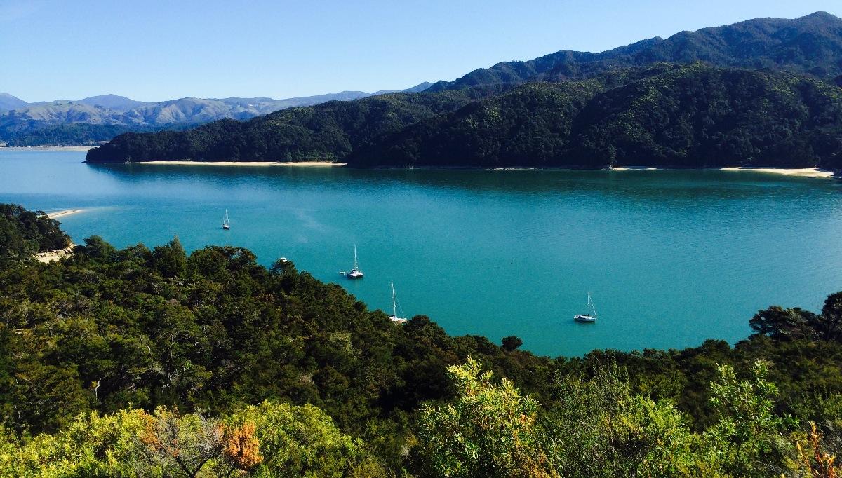 Abel Tasman Sailing Charters