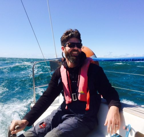 Sailing Instructor Dave Savage