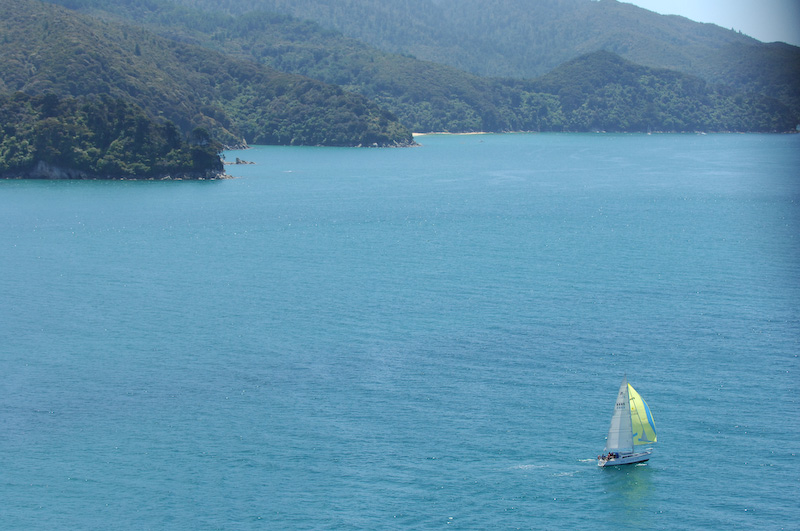 Skippered Charter in the Abel Tasman National Park