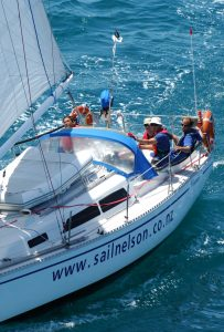 RYA Competent Crew Course, Nelson New Zealand