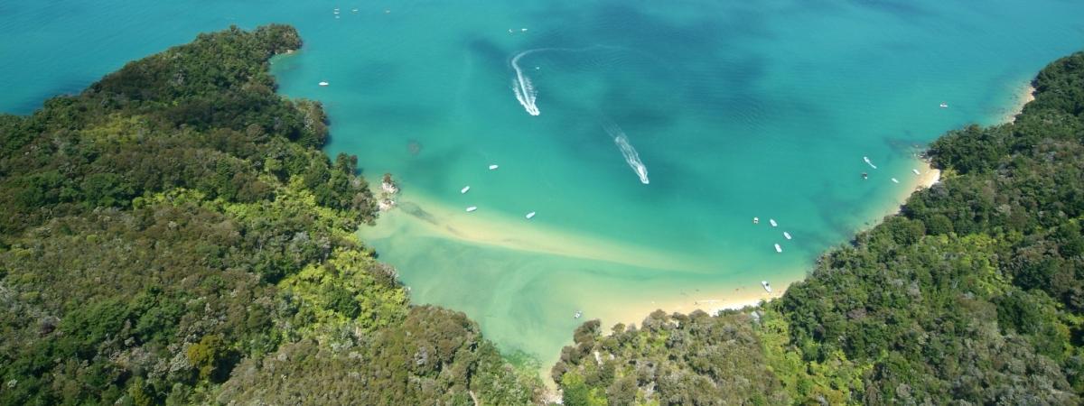 Abel Tasman - Nelson Sailing School