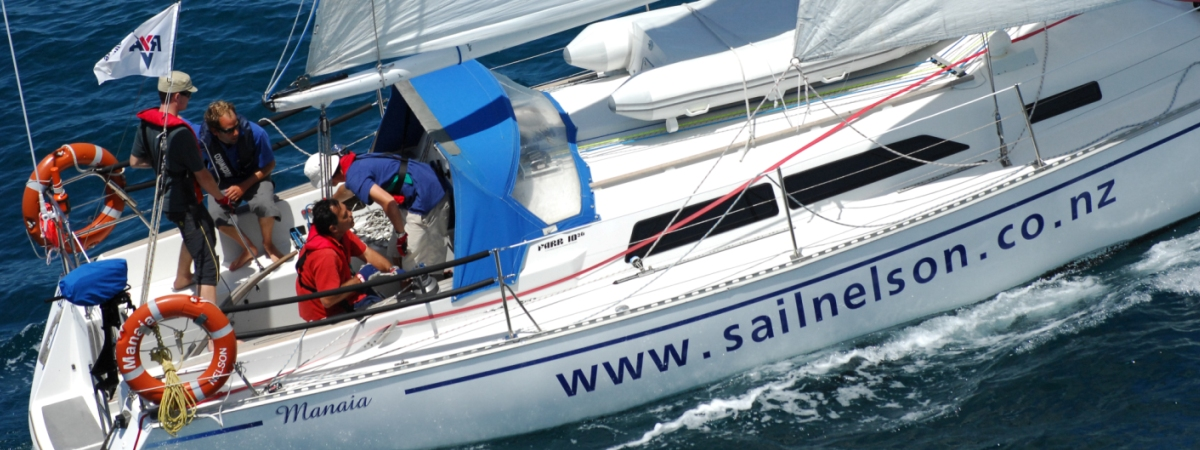 Learn Sailing with Sail Nelson - Manaia Yacht