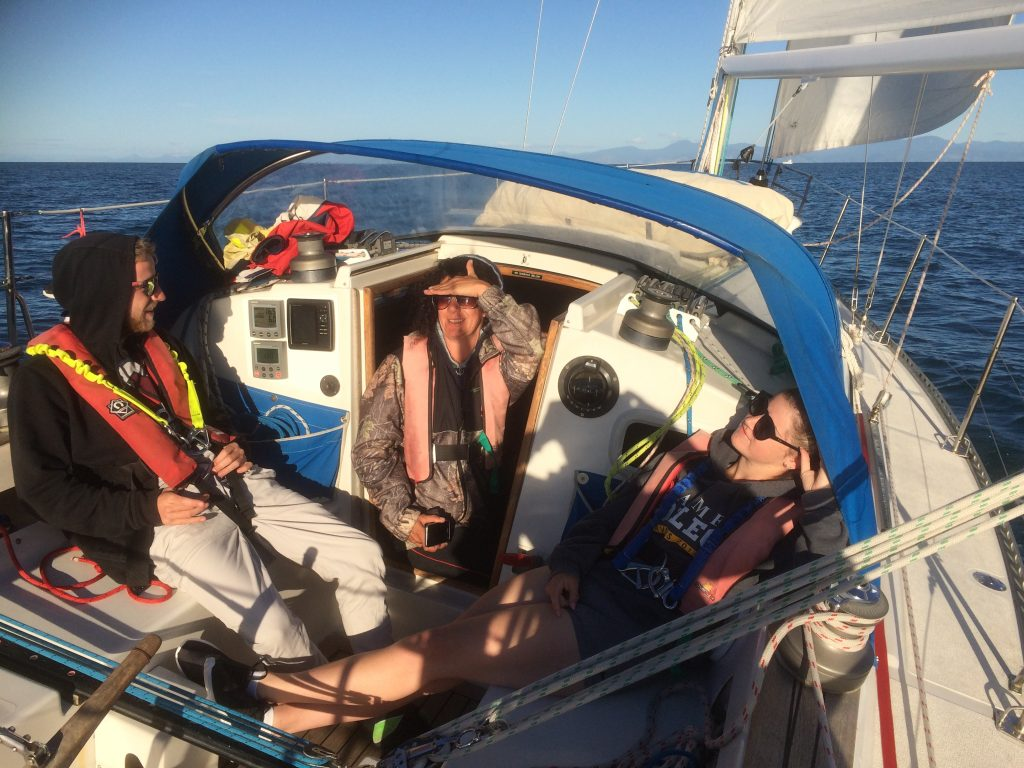 A week on board with Sail Nelson
