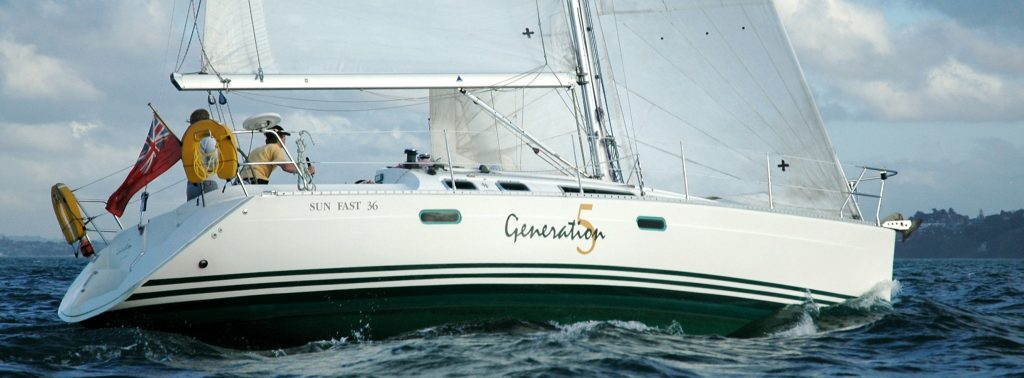Generation 5 Yacht